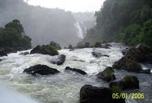 wild rivers and amazing waterfalls... / by Marly Oeseburg