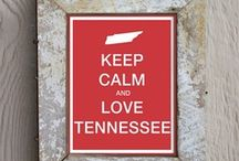 Tennessee is the place the be! / by CW20 WBXX