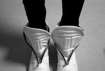 Shoes / Chaussures / by Geneviève Mail's