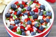 Have a Flavorful & Healthy Fourth of July / Healthy 4th of July recipes for the parade, potluck, and fireworks. / by Blue Cross and Blue Shield of Louisiana