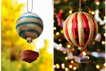 Ornaments / by Stephanie Ntow