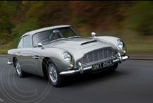 The Aston Martin DB5 / by Aston Martin Works