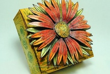Altered Art and 3-D Projects / by Penny Black