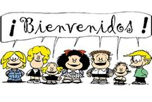 En español / Creado para compartir con la clase. / by La profe805
