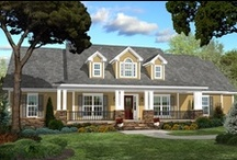 Dream home ideas / I want to build this someday.... / by Douglas King