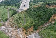 Earthquakes, Tsunamis, Landslides, Sinkholes and Avalanches / by amy m