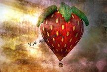 Strawberry Fields / by amy m