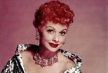 """I Love Lucy :) / Anyone that knows me will tell you I am a HUGE fan of """"I Love Lucy"""". This is just a board of some of my favorite things from the show and some pictures of the cast. / by Tanya Scott"""