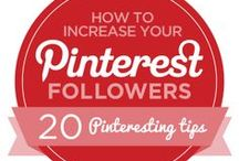 Pinterest Tips / Tips, Tools & Tricks for Navigating Your Way Through Pinterest / by Danielle Leigh