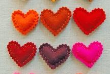 Hearts / by Karen Lee/ Total Window Treatments