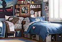 Boy's Room / Ideas for Jake's palace! / by Jessie Koehler