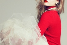 It's a Tulle World / Tulle obsessions ... fabric that speaks to me! / by Madison