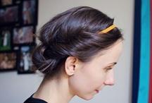 DIY - Hair / by Natalie | Crème de la Craft