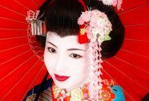 Beautiful Women of Japan / by Doylene Gloe