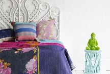 Ethnic Flair / Ethnic influence in style and decor for the home  / by Malisa Brown