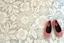 Doilies and Lace / Two of my favourite things... ever. / by Erin McIntosh / Dear Edna
