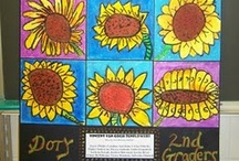 Classroom Art Projects/Posters / by scartteacher
