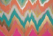 Patterns. / by Baylor White