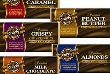 Chocolate, Chocolate, Chocolate / by Old Fashion Candy