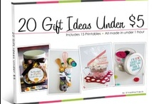 Gift DYI Ideas (regalos) / by Rose