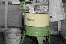 Washing Machine's / by Lilly Jordan