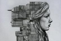 Enseignement des arts (idées de projets) / by Emilie Tremblay