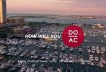 DO AC / A small taste of Atlantic City's new and old marketing. From TV to giveaways and the ever-famous DO AC magnets.  / by DO AC