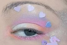 ♡ beauty ♡ / - mouth eyes face and cosmetics - / by p a m t ♡