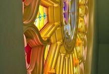 Stained glass  / by Marla Fields
