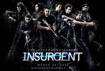 Divergent / DIVERGENT, my fav book, my drug and my entertainment♡  / by Ms. Divergent
