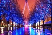 London Places* / by Barbara Lysandrou