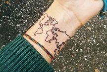Tattoos  / by Phoebe Garrett