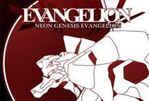 Neon Genesis Evangelion / Neon Genesis Evangelion / by David H