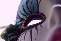 Any soul behind that mask? / by Cinthya Ramirez