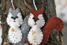 Crafting with felt / by Karen Troutman