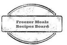 once a month freezer meals / by Amber Whitehead