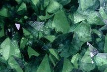 Nature & Art - Rocks - Greens / by Liz Ronning