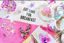 Pearls and Pastries / All these images (my faves!) have been pinned from Lauren Gray's Pearls and Pastries Shop blog :) / by Holly Featherstone