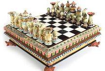 Chess / by Edgar Poe