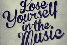 MUSIC (Heather's board) / by rhonda d