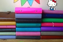 Filofax-Lovers & Co. / Just love colors in life! / by Jami Raj