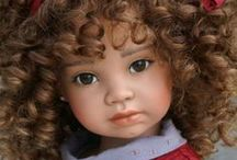 Angela Sutter Dolls / Best photos of Angela Sutter Dolls / by Harmony Club Dolls