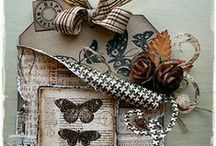 Scrap, tags and cardmaking / by Anne-Marie Steyn
