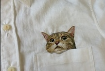 Embroidery  / by Sam French