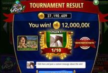 Winning with Hit It Rich! / Screenshots of exciting Hit It Rich! action, posted by our dedicated players. / by Hit It Rich!