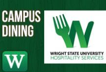 Campus Dining / Wright State University campus dining experience, including facilities, menus, and more. / by Wright State University