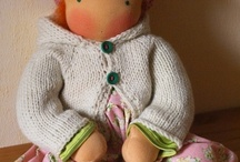Waldorf Dolls and Clothing / by Knight In Dale