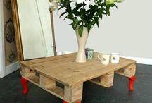 Pallets - Euroalused / Ideed euroaluste kasutamiseks Pallets DIY ideas / by Heli Raidve