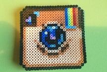 TECH & GADGETS / Tech & Gadgets aus Bügelperlen - Hama & Perler beads / by Mutti Mamma