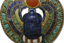 Egyptian - Artifacts / by Allan Dynes